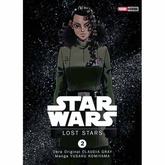 STAR WARS MANGA: LOST STARS 02