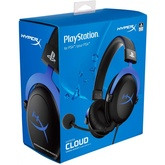 HEADSET CLOUD HYPERX AZUL PS4