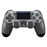 JOYSTICK PS4 STEEL BLACK
