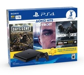PS4 SLIM 1TB HITS BUNDLE 3