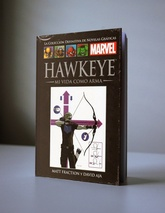 COLECCION DEFINITIVA MARVEL 91: HAWKEYE MI VIDA COMO ARMA