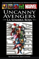 COLECCION DEFINITIVA MARVEL 132: LA SOMBRA ROJA