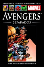 COLECCION DEFINITIVA MARVEL 03 AVENGERS SEPARADOS