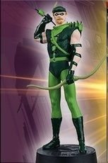 DC FIGURAS 08: GREEN ARRROW