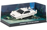 JAMES BOND 03: LOTUS ESPIRIT - THE SPY WHO LOVED ME
