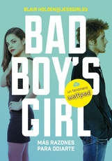 MAS RAZONES PARA ODIARTE(BAD BOY'S GIRL2