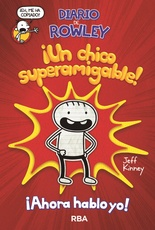 DIARIO DE ROWLEY: UN CHICO SUPER AMIGABLE