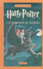 HARRY POTTER 03 Y EL PRISIONERO DE AZKABAN HARD COVER