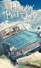 HARRY POTTER 02 Y LA CAMARA SECRETA