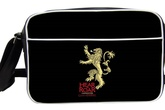 HEAR ME ROAR LANNISTER BOLSO BANDOLERA NEGRA GAME OF THRONES