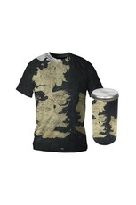 MAPA CAMISETA NEGRA CHICO T-XL EDICION DELUXE GAME OF THRONES