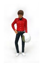 HOWARD WOLOWITZ FIGURA 16,4 CM THE BIG BANG THEORY