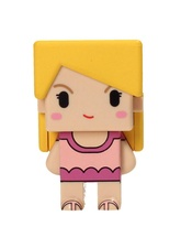 PIXEL FIGURA 7 CM. PENNY THE BIG BANG THEORY