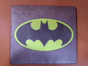 BILLETERA TYVEK BATMAN G DCBT002