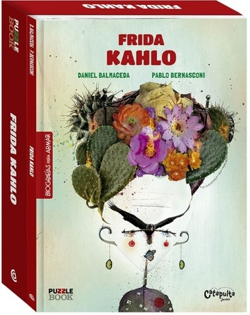 FRIDA KAHLO PUZZLE BOOK