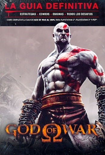 GOD OF WAR 1-2-3: GHOST AND CHAINS