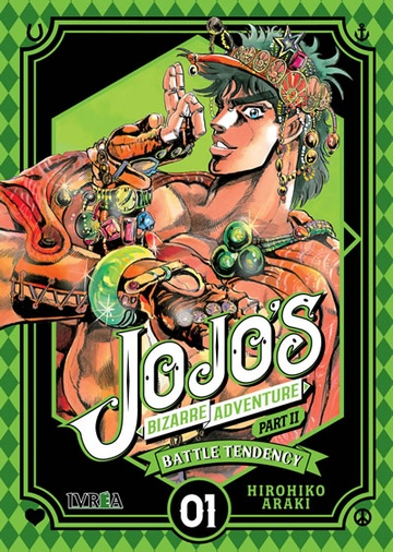 JOJOS BIZARRE ADVENTURE PART 02: BATTLE TENDENCY 01