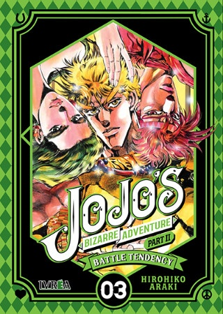 JOJOS B.A. PART 2: BATTLE TENDENCY 03
