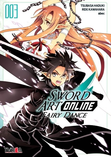 SWORD ART ONLINE: FAIRY DANCE 03 (tomo de 350 páginas)