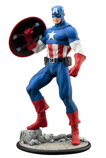 CAPITAN AMERICA ESTATUA 32 CM MARVEL COMICS MODERN MYTHOLOGY ARTF