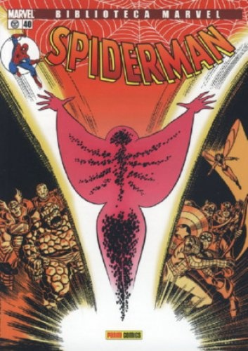 BIBLIOTECA MARVEL: SPIDERMAN 040