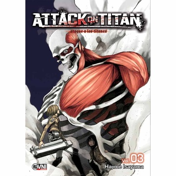 ATTACK ON TITAN 03