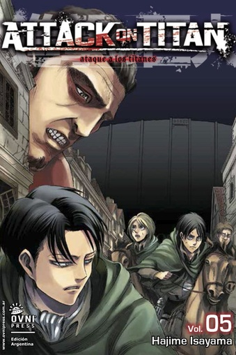 ATTACK ON TITAN 05