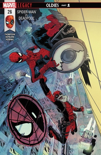 SPIDERMAN + DEADPOOL (LEGACY) 02