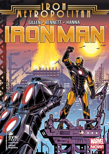 IRON MAN MARVEL NOW 04