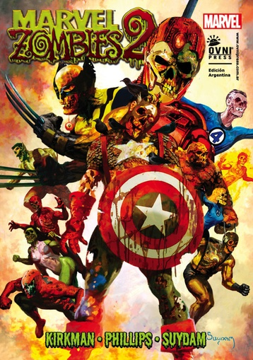 MARVEL ZOMBIES 02 (TOMO)