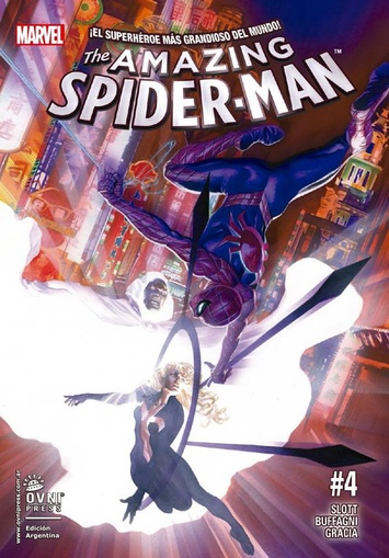 AMAZING SPIDERMAN 04 (R)