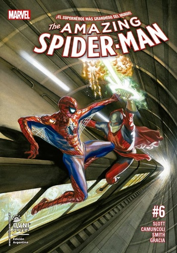 AMAZING SPIDERMAN 06  (R)