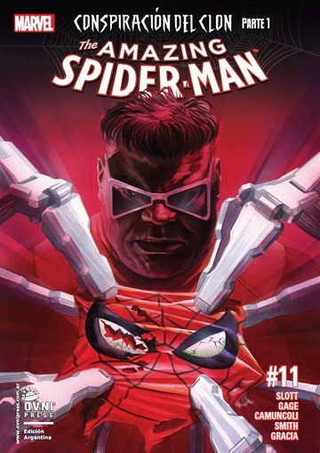 AMAZING SPIDERMAN 11  (R)