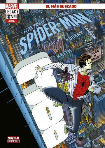 PETER PARKER EL ESPECTACULAR SPIDERMAN VOL. 02