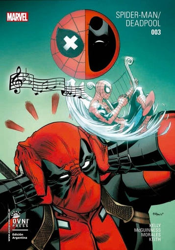 SPIDERMAN + DEADPOOL 03 (R)
