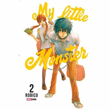 MY LITTLE MONSTER 02