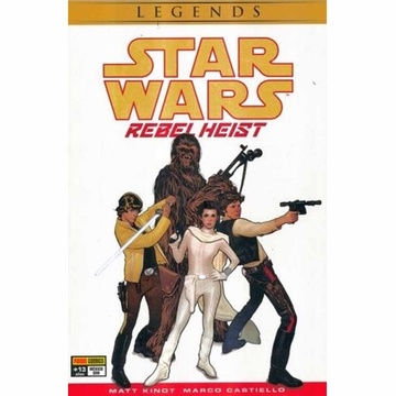 STAR WARS LEGENDS: REBEL HEIST