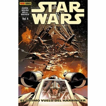 STAR WARS 04: EL ULTIMO VUELO DE HARBINGER