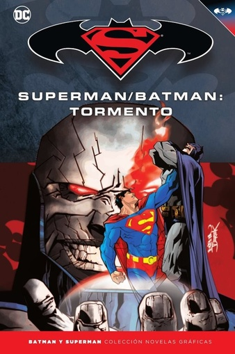 BATMAN Y SUPERMAN 27: SPUERMAN BATMAN TORMENTO