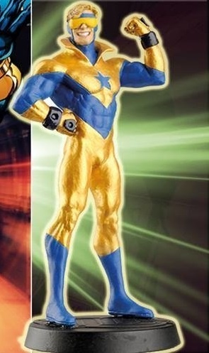 DC FIGURAS 31: BOOSTER GOLD