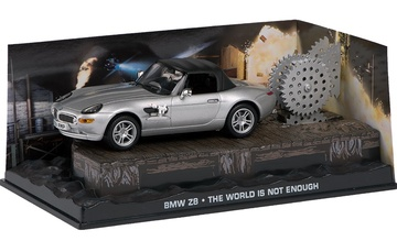 JAMES BOND 06: BMW Z8 - THE WORLD IS NOT ENOUGH